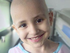 Samira choruje na neuroblastomę. Bez leczenia może umrzeć