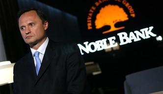 Roszady w zarządzie Getin Noble Banku. Dwa nowe nazwiska
