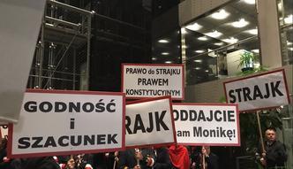 Trwa strajk części pracowników LOT. Poranne loty odbyły się planowo