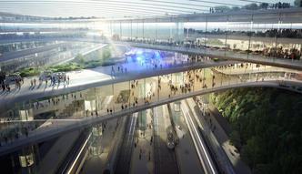 Budowa CPK. Najlepsze biura architektoniczne pokazały swoje wizje lotniska