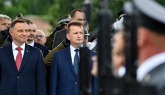 2,5 proc. PKB na armię do 2024 r. Andrzej Duda ma ambitne plany
