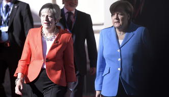 Porażka Theresy May na szczycie UE. Funt traci