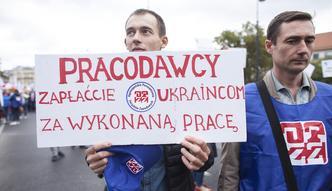 Ukraińców w Polsce wykorzystują nieuczciwi pośrednicy pracy. Inspekcja pracy nie reaguje