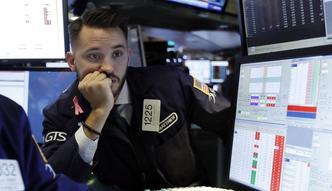 Mocne spadki na Wall Street. Niwelują zyski z poprzednich czterech sesji