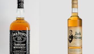 Jack Daniel's kontra Jack Strong. Kolejny bój o markę