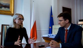 Teresa Czerwińska dla money.pl: Chcę deficytu na poziomie 50-60 proc. planu