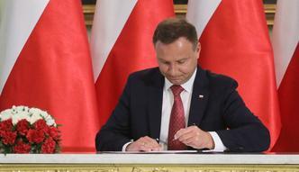 """Danina solidarnościowa od 2019 r. Prezydent podpisał ustawę o """"podatku dla najbogatszych"""""""