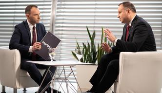 Tylko w money.pl. Andrzej Duda: podpiszę ustawy o PPK i daninie solidarnościowej