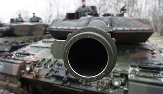 Polskie czołgi z nową amunicją. Zmodernizowane pociski trafią na wyposażenie Leopardów