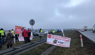 Rolnicy tłumaczą się z protestu. 10 postulatów