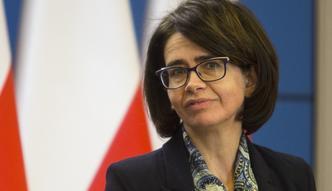 Była minister walczy o zaświadczenie z ZUS-u. Zakład zabiera głos