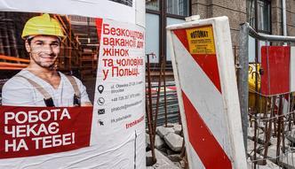 Odpływ Ukraińców zagrożeniem dla gospodarki. Czeka nas znaczne spowolnienie