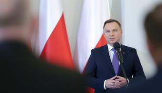 Andrzej Duda zadrwił z żarówek w Unii. Dobrze, że nie słyszał o mierzeniu ryb