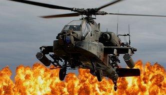 """Rozmowy w USA o śmigłowcu Apache. Maszyny najskuteczniejsze i """"de facto najtańsze"""""""