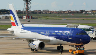 Air Moldova idzie pod młotek. Za 2,9 mln dol.