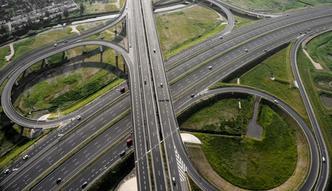 Trąbki i koniczynki, czyli najciekawsze węzły drogowe w Polsce
