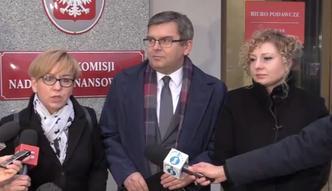 Posłowie PO i .N wyproszeni z KNF. Zawiadomienie prokuratury i interwencja u premiera