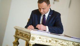 Prezydent podpisał Konstytucję Biznesu. Ułatwienia dla przedsiębiorców stają się faktem