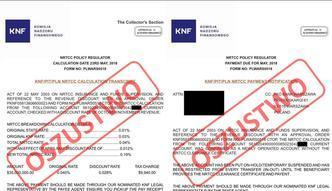 KNF ostrzega przed fałszywym PKO. Oszuści biorą na cel także przedsiębiorców