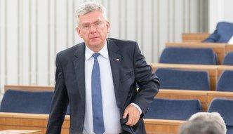 Karczewski: Senator Bierecki świetnie się wywiązuje ze swoich obowiązków
