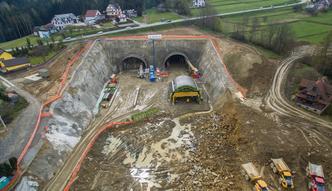 Tunele w Polsce. Drążenie trwa, znikną korki na Zakopiance oraz kolejki do przepraw promowych w Świnoujściu
