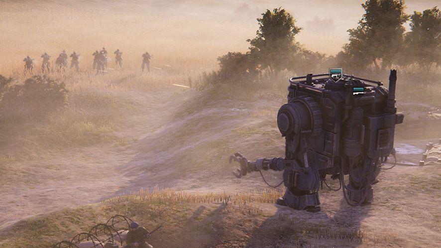 Iron Harvest - jak się walczy mechami?