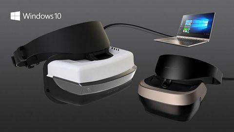 Microsoft zapowiada tanie gogle wirtualnej rzeczywistości