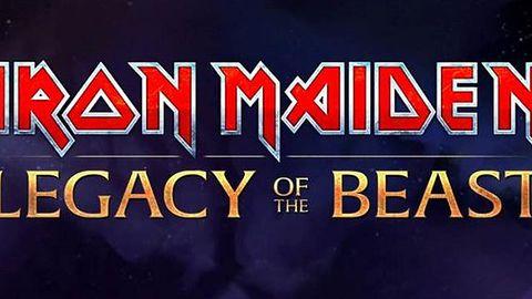 Iron Maiden: Legacy of Beast - recenzja. Ostre mobilne riify w hevymetalowym cRPG
