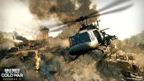 Call of Duty: Black Ops Cold War. Wyciekł fragment trybu sieciowego
