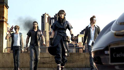 Plotki: Final Fantasy XV we wrześniu