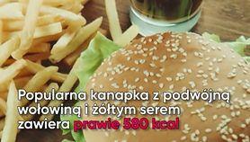 Kanapki z fast foodów. Dlaczego powinniśmy ich unikać? (WIDEO)
