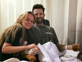 Małżeństwo Rebecci i Tristana trwało zaledwie 72 godziny. Potem rozdzielił ich rak