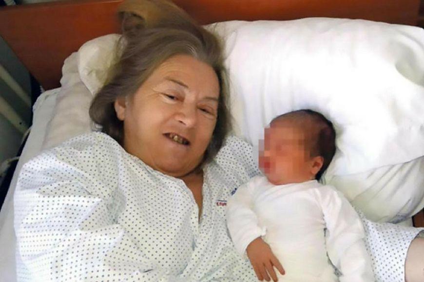 Atifa z córką