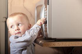 Podgrzewanie w mikrofalówce a zdrowie dziecka