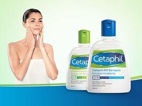 Poznaj najlepszy sposób pielęgnacji cery problematycznej i wygraj roczny zestaw kosmetyków Cetaphil!