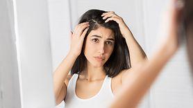 Łupież czy wrażliwa skóra głowy