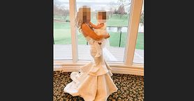 Teściowa założyła suknię jak panna młoda. Chciała zniszczyć wesele?