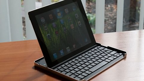 Logitech Keyboard Case for iPad 2 — do pracy i do ochrony