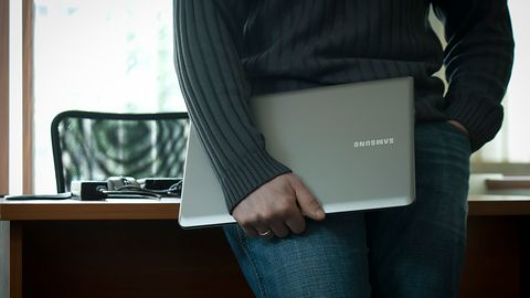 Samsung NP-530U4B – ultrabook z nadwagą