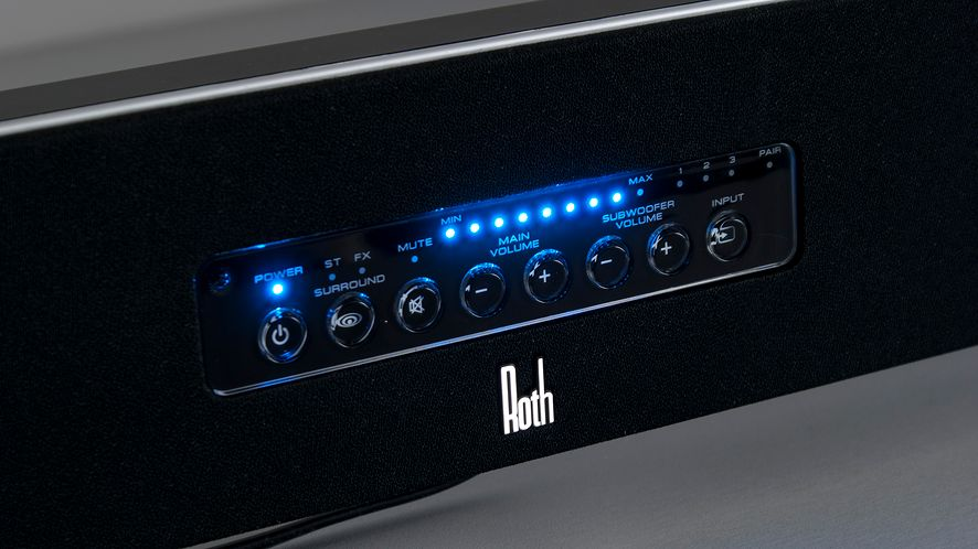 Roth BAR 1 — kino domowe na dwa głośniki