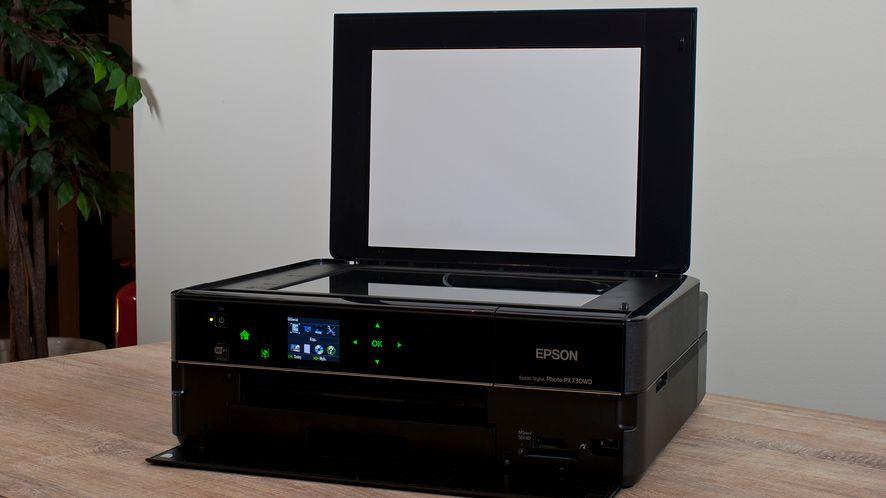 Epson Stylus Photo PX730WD — gratka dla fotoamatorów