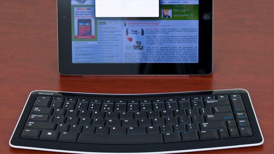 Do smartfona i tabletu - Microsoft Bluetooth Mobile Keyboard 5000