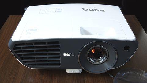 BenQ W710ST — małe wielkie kino