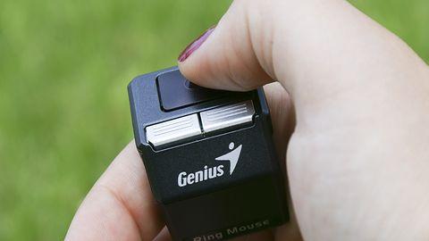 Genius Ring Mouse — teoria vs praktyka