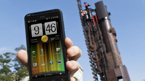 HTC EVO 3D — trzeci wymiar bez okularów