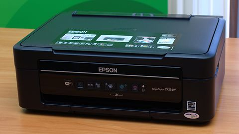 Epson Stylus 235W — mały, ale dzielny