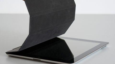 Smart Cover - jak leży na nowym iPadzie?