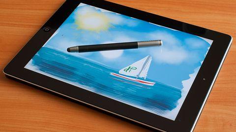 Bamboo Stylus dla iPada - palce precz!