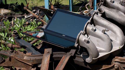 Acer Iconia - dwugłowy kotek z Czarnobyla