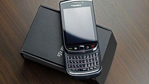 BlackBerry 9800 Torch - nie tylko dla Obamy?